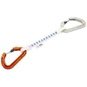 Petzl Ange Finesse - Dégaine - 17cm orange/blanc